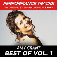 Amy Grant - Best of Vol. 1 (Performance Tracks) - EP