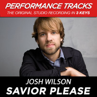 "Josh Wilson - ""Savior, Please "" (EP / Performance Tracks)"