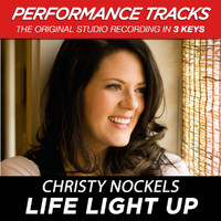 Christy Nockels - Life Light Up (Performance Tracks) - EP