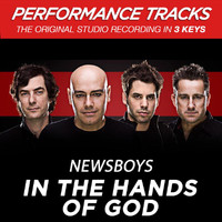 Newsboys - In the Hands of God (Performance Tracks) - EP