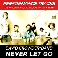 David Crowder*Band - Never Let Go (Performance Tracks) - EP