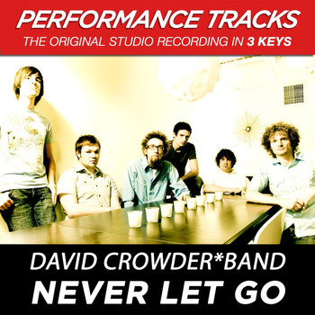 David Crowder Band - Never Let Go (Performance Tracks) - EP