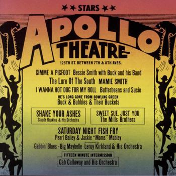 Various Artists - Stars of the Apollo