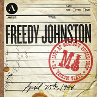 Freedy Johnston - Live At McCabe's Guitar Shop