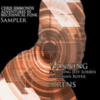 Chris Simmonds featuring Jeff Lorber & Brian Royer - Adventures In Mechanical Funk