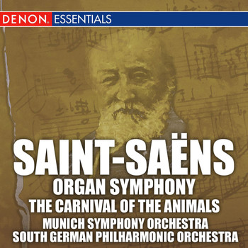 Various Artists - Saint-Saens: Organ Symphony & Carnival of the Animals