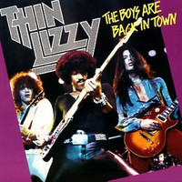 Thin Lizzy - The Boys Are Back In Town / Jailbreak