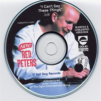 Red Peters - I Can't Say These Things (Bleeped)