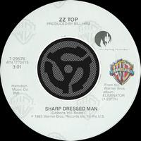 ZZ Top - Sharp Dressed Man / I Got The Six [Digital 45]