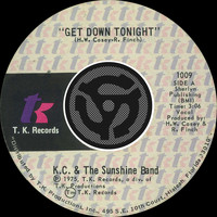 KC & The Sunshine Band - Get Down Tonight / You Don't Know [Digital 45]