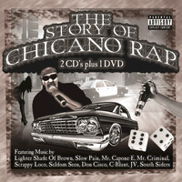 Various Artists - The Story Of Chicano Rap