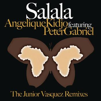 Angélique Kidjo - Junior Vasquez - Salala Remixes