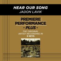 Jadon Lavik - Premiere Performance Plus: Hear Our Song