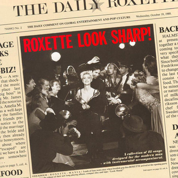 Roxette - Look Sharp! (2009 Version)