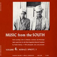Horace Sprott - Music from the South, Vol. 4: Horace Sprott, 3