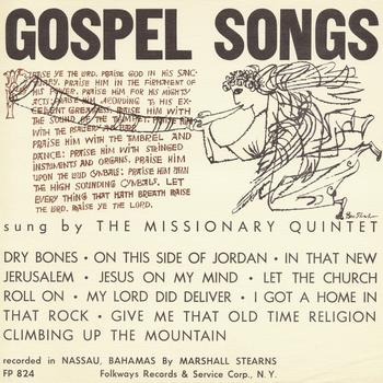 The Missionary Quintet - Gospel Songs