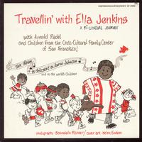 Ella Jenkins - Travellin' with Ella Jenkins: A Bilingual Journey