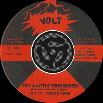 Otis Redding - Try A Little Tenderness / I'm Sick Y'all [Digital 45]