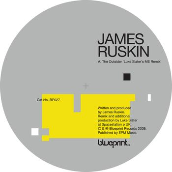 James Ruskin - The Outsider