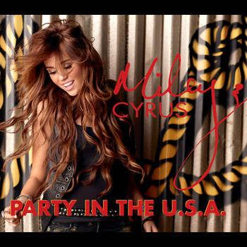 Miley Cyrus - Party In The U.S.A. (International Version)