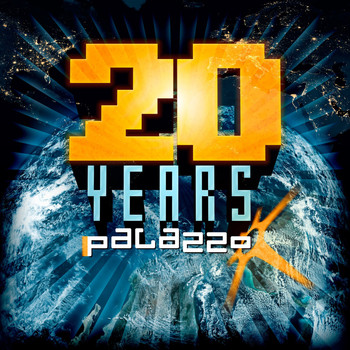 Various Artists - 20 Years Palazzo (Explicit)