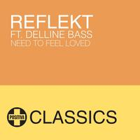 Reflekt feat. Delline Bass - Need To Feel Loved