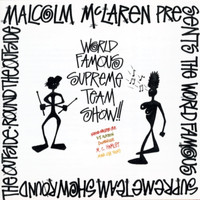 Malcolm McLaren - Round The Outside! Round The Outside!