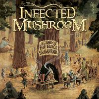 Infected Mushroom - Legend Of The Black Shawarma