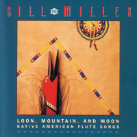 Bill Miller - Loon, Mountain , And Moon
