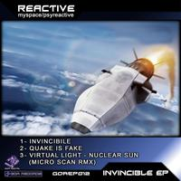 Reactive - Invincible EP