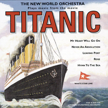 The New World Orchestra - Titanic