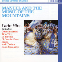 Manuel & The Music Of The Mountains - Latin Hits