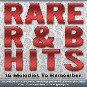 Various Artists - Rare R&B Hits -16 Hard To Find Rhythm & Blues Classics