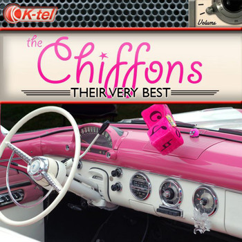 THE CHIFFONS - The Chiffons - Their Very Best