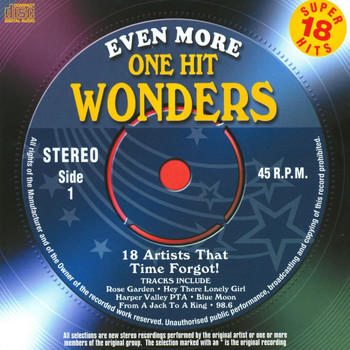 Various Artists - Even More One Hit Wonders