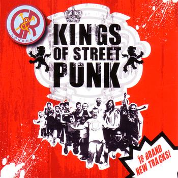 Various Artists - Kings Of Street Punk