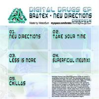 Bratex - New Directions EP