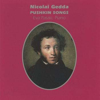 Nicolai Gedda - Pushkin Songs