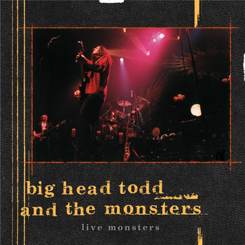 Big Head Todd and The Monsters - Live Monsters
