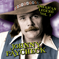 Johnny Paycheck - American Legend, Volume 1