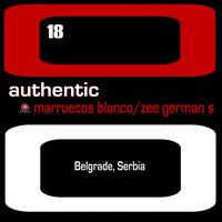 Authentic - Marruecos Blanco, Zee German S