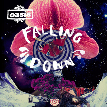 Oasis - Falling Down - EP