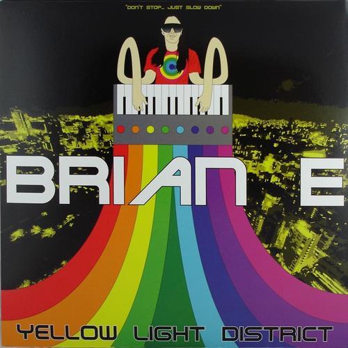 Brian E MP3 Album Yellow Light District