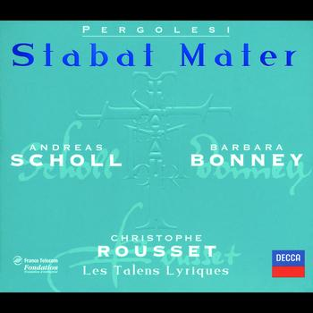 Barbara Bonney - Pergolesi: Stabat Mater; Salve Regina in F minor; Salve Regina in A minor