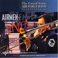 US Air Force Airmen of Note - Airmen of Note LIVE!