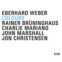 Eberhard Weber - Colours