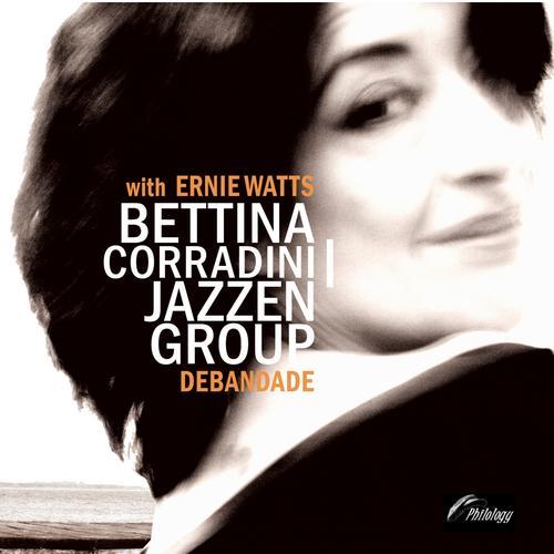 Bettina Corradini Jazzen Group MP3 Album Débandade