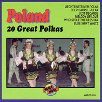 Frankie Yankovic - Poland - 20 Great Polkas