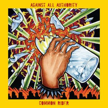 Various Artists - Against All Authority / Common Rider Split