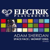 Adam Sheridan - Space Face